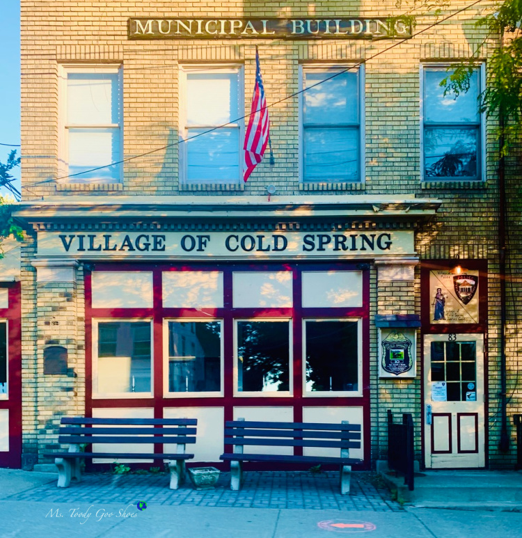 Quaint Village of Cold Spring,  NY _ Ms. Toody Goo Shoes