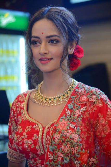 Shanvi Srivastava stills