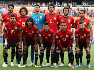 ختام الدور الاول من بطوله كأس الأمم الأفريقية من المجموعة الأولي والثانيه وتحديد من الذي سوف يصعد من كل مجموعة