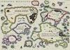 Mapa da Podosfera Brasileira