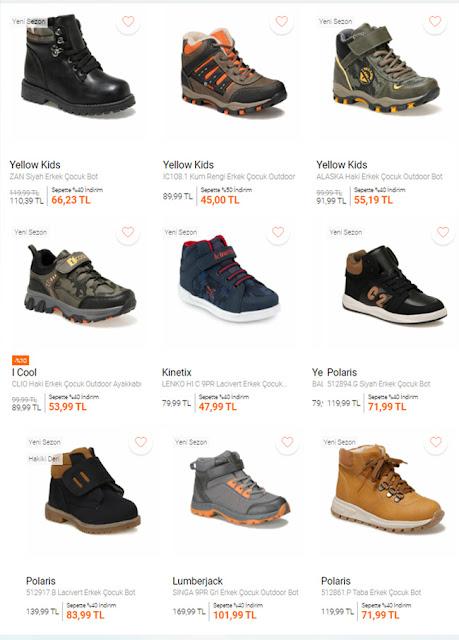 تخفيضات ماركة FLO للأحذية الولادية 2021