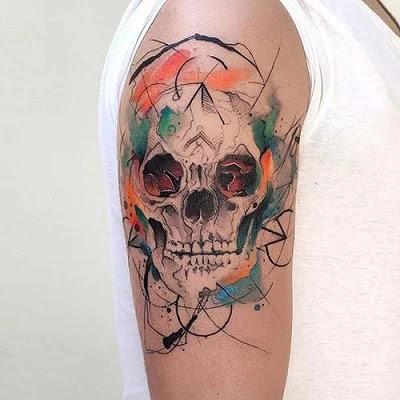 skull tattoo designs and ideas