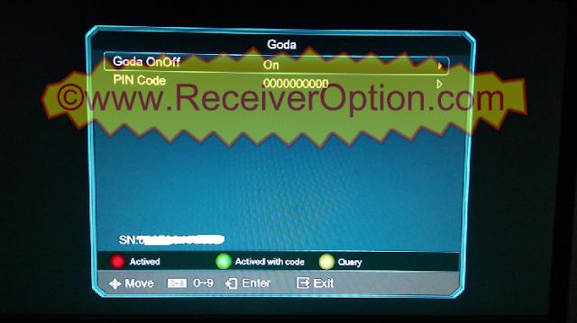 STARTRECK MAGIC 9990 SR AC/DC 12V HD RECEIVER GODA OPTION NEW SOFTWARE