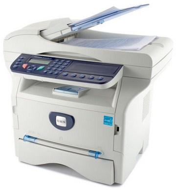 Xerox Phaser 3100MFP Drivers Download - Printers Driver