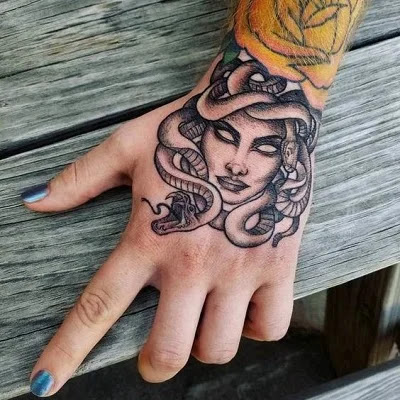 Medusa Tattoos Designs