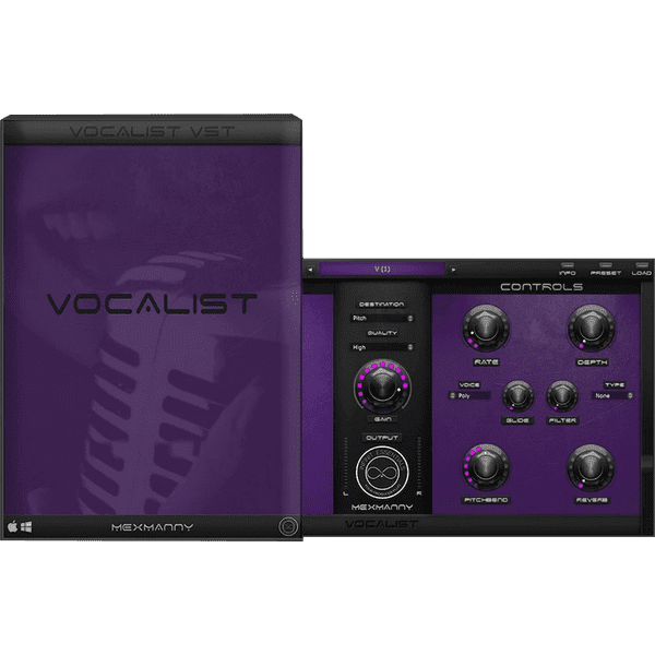 Infinit Essentials Vocalist v1.0 Full version