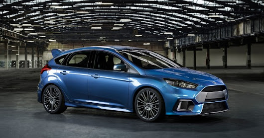 2017 Ford focus rs canada Features, Performance Review