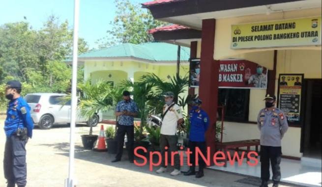 Personil Polsek Polut Polres Takalar, Gelar Operasi Yustisi Gabungan