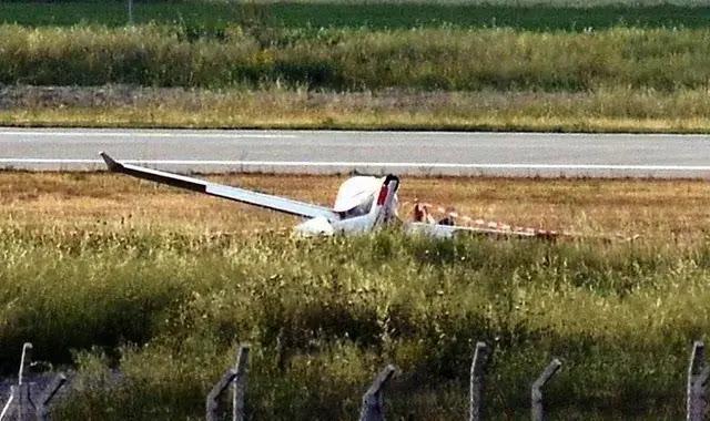 ألمانيا.. مصرع مواطن تركي إثر سقوط طائرة صغيرة في ميونيخ