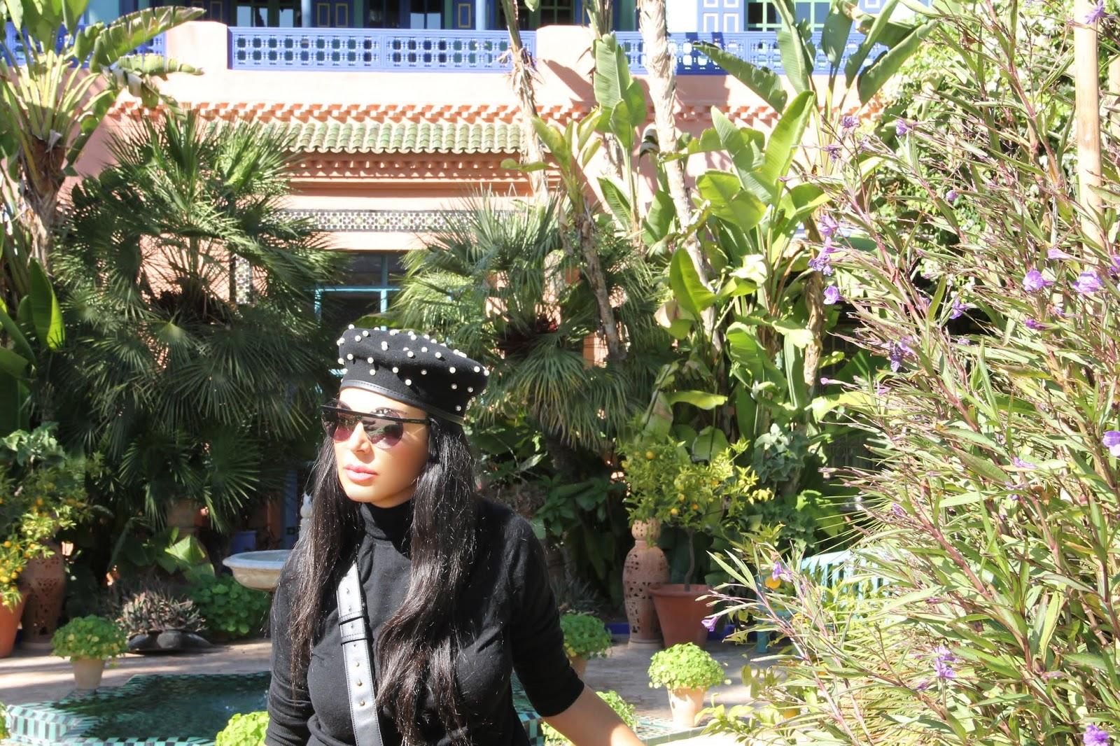 wholesale dealer b2f07 a2f8c Location  Yves Saint Laurent s Villa and Museum - Marrakeck - Morocco