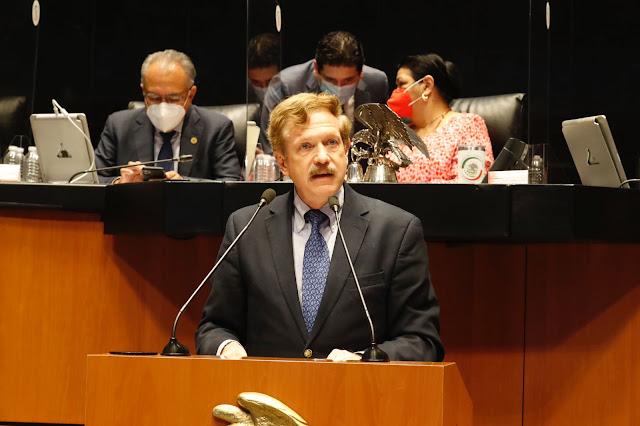 El país requiere la conciliación del Congreso de la Unión para alcanzar resultados: Juan Carlos Romero Hicks