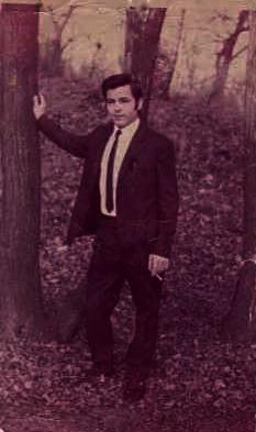 dd6bc2ab0 Manolito Morato Aguilar a principios de los años 60 | Puerto Serrano ...
