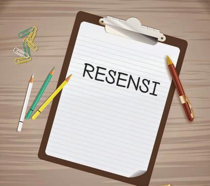 cara membuat resensi novel