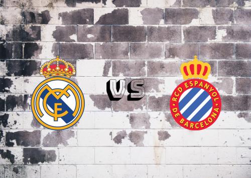 Real Madrid vs Espanyol  Resumen y Partido Completo