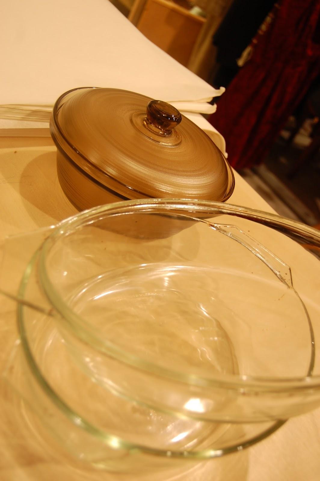 glassmugge med lokk