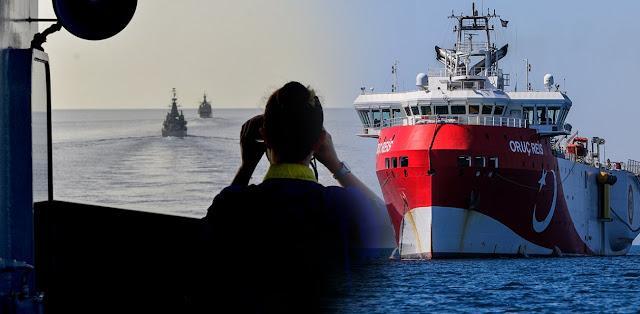 Χωρικά ύδατα: «Βρέχει» παραβιάσεις από τουρκικά πολεμικά