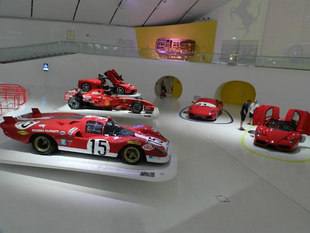 Museo Enzo Ferrari Modena