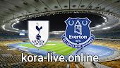 مباراة إيفرتون وتوتنهام بث مباشر بتاريخ 10-02-2021 كأس الإتحاد الإنجليزي
