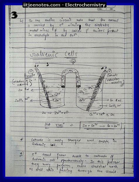 Electrochemistry 3