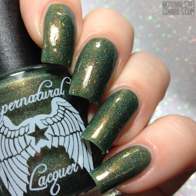Supernatural Lacquer-Curse Your Sudden But Inevitable Betrayal!