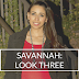 Savannah: Look Three