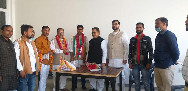 प्रदेश कांग्रेस पिछड़ा वर्ग के उपाध्यक्ष एवं फैज़ाबाद मंडल प्रभारी बने इरफ़ान कुरैशी