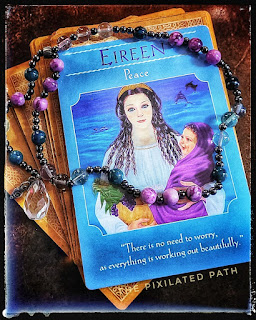 Eireen Card from The Goddess Guidance Oracle