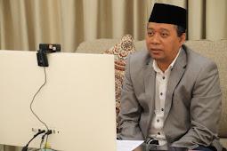 Zulkeflimansyah Apresiasi Kontribusi Universitas Mataram (Unram) di Dies Natalis ke - 58