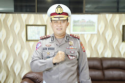 Sosok Dirlantas Polda NTB yang Baru, AKBP Djoni Widodo