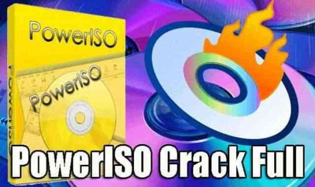 تحميل برنامج PowerISO v7.9 Full اخر اصدار كامل مع التفعيل مدى الحياة