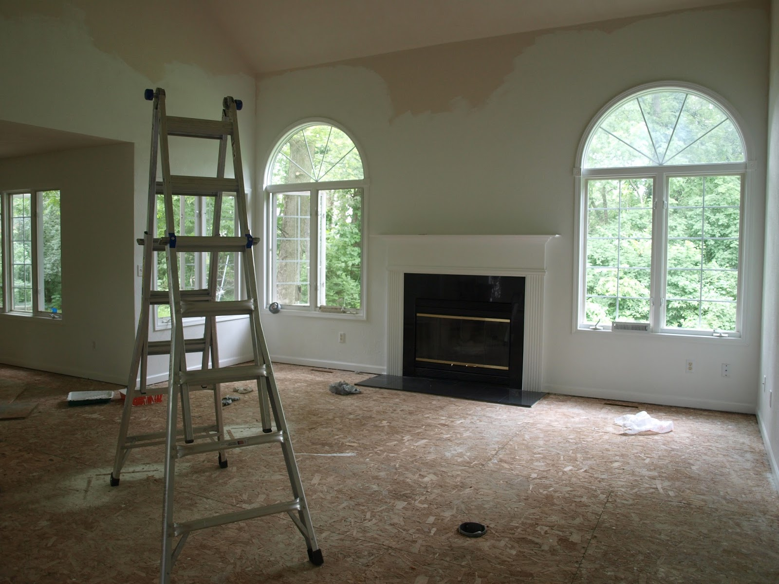 My Home Renovation: Hello Lovely Fixer Upper {week 40}