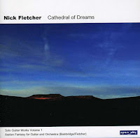 Nick Fletcher Cathedral Of Dreams