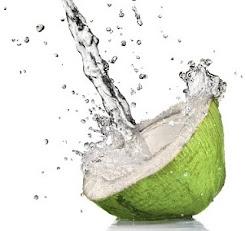 Khasiat Air Kelapa Untuk Kesehatan