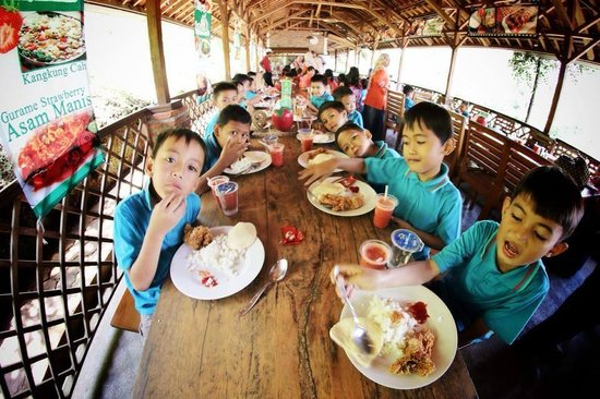 Natural Resto Dan Strawberry Land