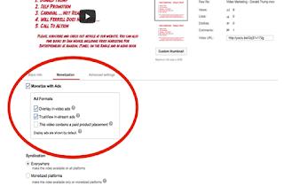 monitor youtube
