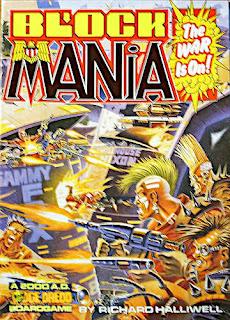 Games Workshop Block Mania