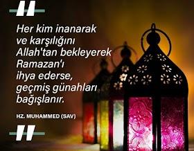 Ramazan Ayına Özel Dualar