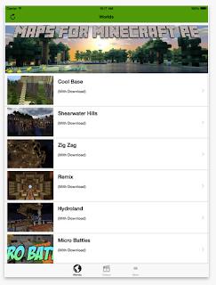 Maps Multiplayer Mods forMinecraft PE edtech edtechchris