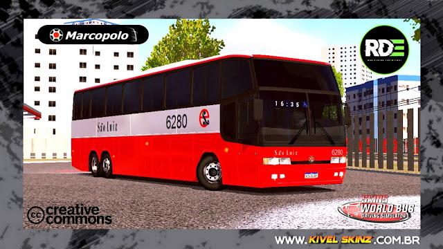 PARADISO GV 1150 - VIAÇÃO EXPRESSO SÃO LUIZ