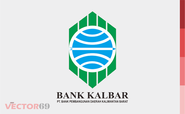 Logo Bank Kalbar Potrait - Download Vector File PDF (Portable Document Format)