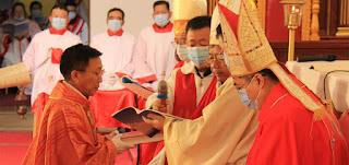 تعيين أسقف جديد في الصين في إطار الاتفاق المؤقّت بين الفاتيكان والصين