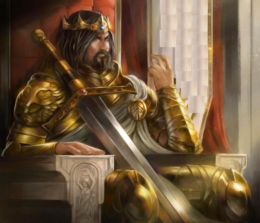 Atreu - Rei de Micenas na Mitologia Grega