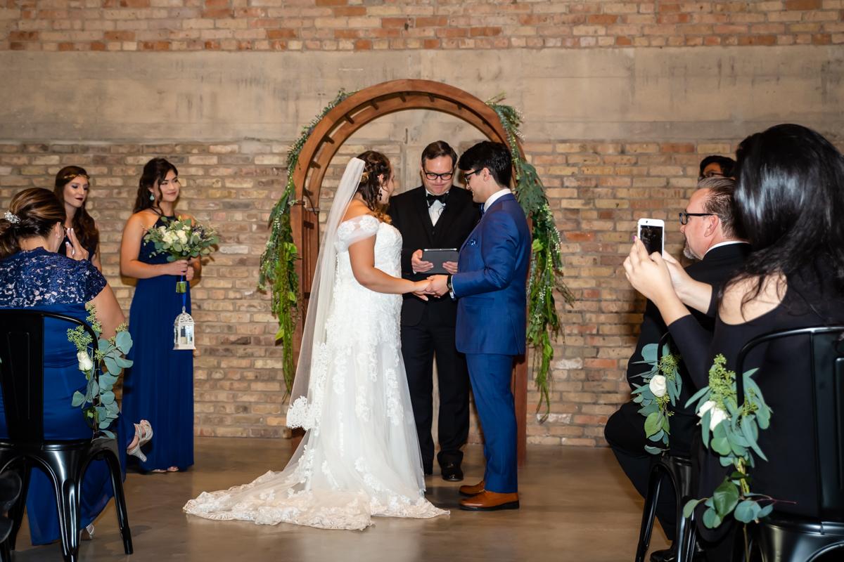 Fantastic Wedding Ceremony