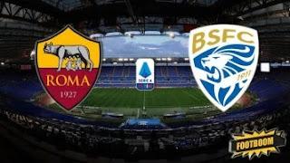 Рома - Брешия смотреть онлайн бесплатно 24 ноября 2019 прямая трансляция в 17:00 МСК.