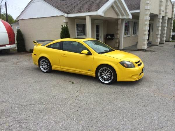 2006 Chevy Cobalt SS Supercharged | Auto Restorationice