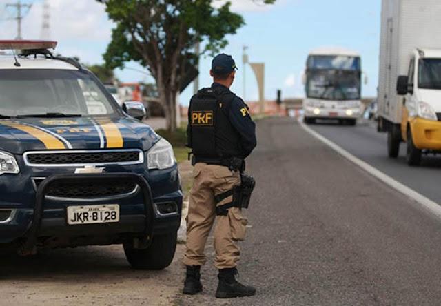 PRF inicia operação São João nas rodovias baianas