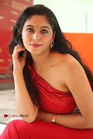 Actress Zahida Sam Latest Stills in Red Long Dress at Badragiri Movie Opening .COM 0217.JPG