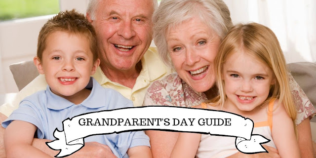 Celebrate a wonderful Grandparents' Day with these tips!