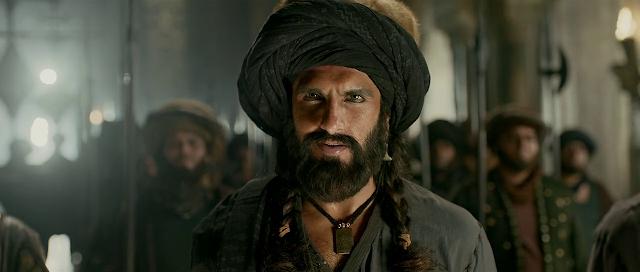 Padmaavat (2018) Full Movie Hindi 720p HDRip ESubs Download