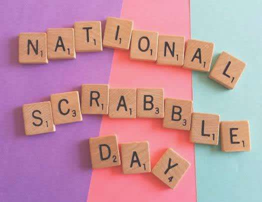 National Scrabble Day Wishes for Instagram